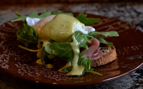 Poblano Hollandaise