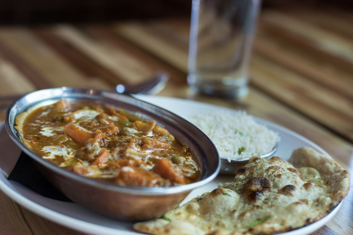 Putting a heady flavored twist on comfort food, Nirmal's offers Indian cuisine with a touch of understated elegance.