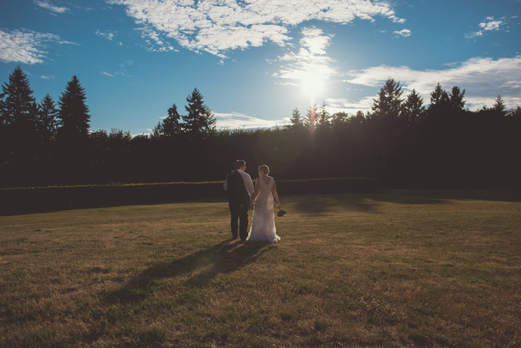Amazing Wedding at St. Edwards park in Kenmore WA
