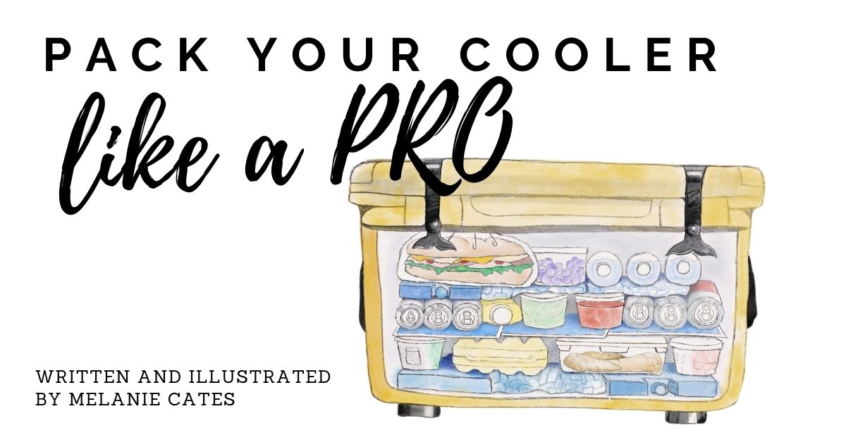 Pack Your Cooler Like a Pro